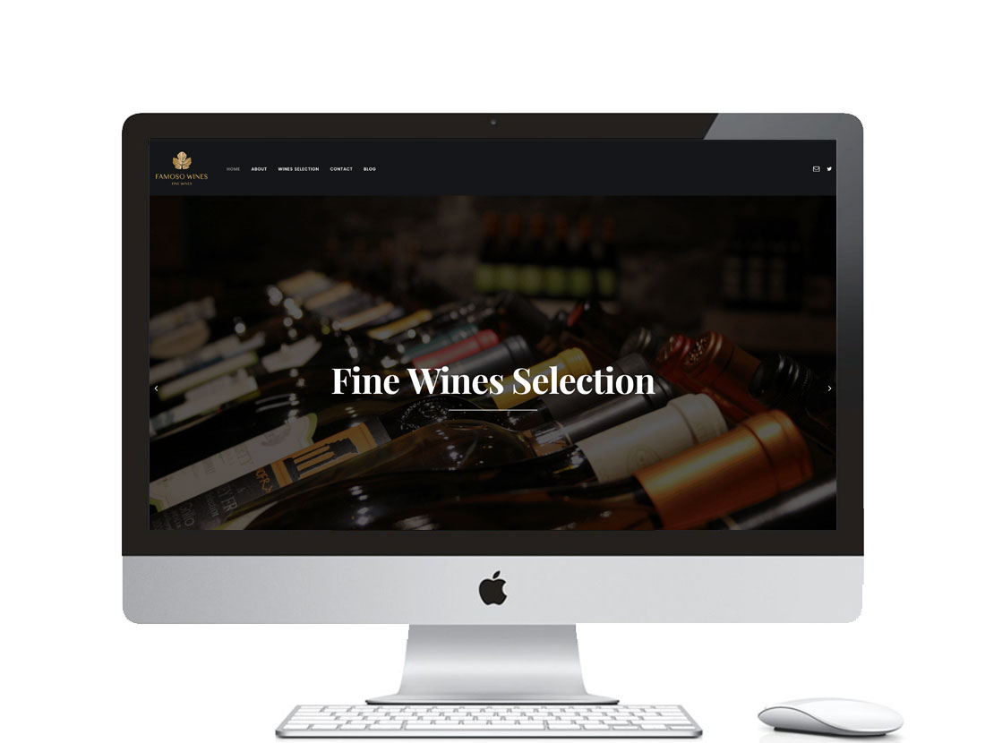 sito internet per commercio vino italiano in Cina